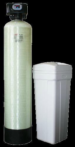Установка обезжелезивания воды с автоматическим блоком управления 1035